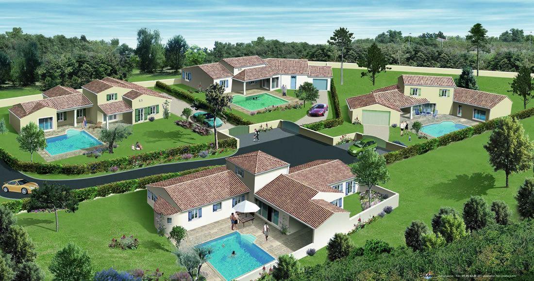 Quatre villas de caractère pays Royannais 17 Saint-Palais Charente-Maritime