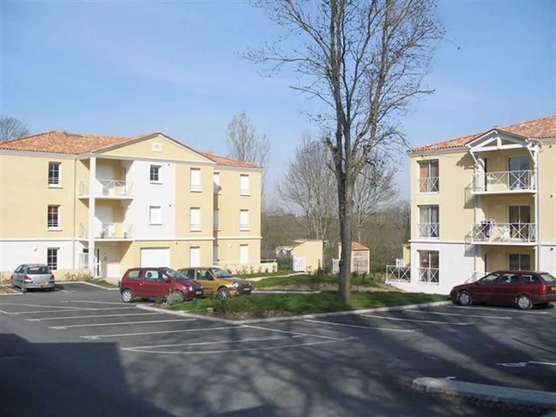 Appartements neufs T2, T3 dans parc arboré, avec parking Angoulême, Charente, Nouvelle Aquitaine